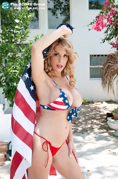 Knockers For America's Birthday
