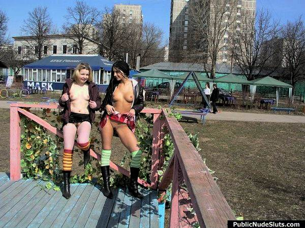 History of Public Nudity